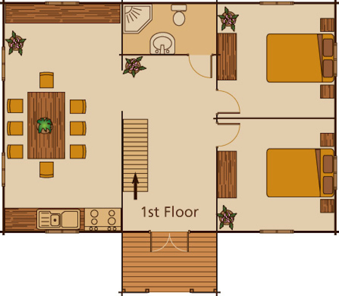 02-Plan184.34m2-1st-floor