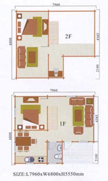 77.10-m2-HA001-Plan