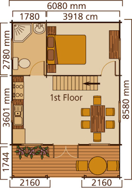 Plan-104m2-1st-floor