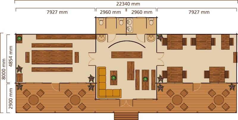 Plan189.00m2